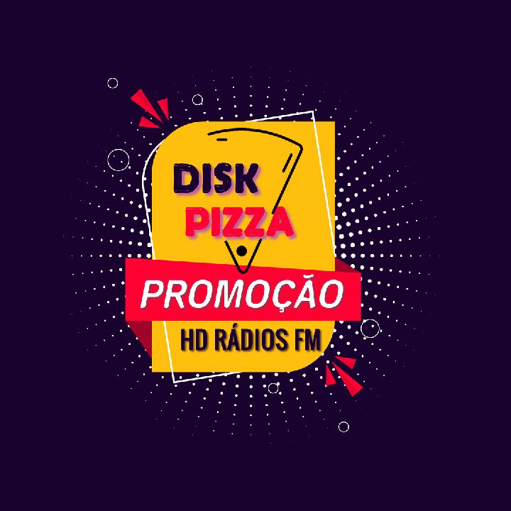 Disk Pizza HD RÁDIOS FM, você faz o pedido ao vivo e entregamos a pizza na sua casa!