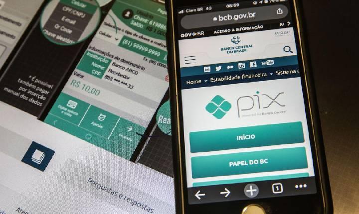 PagTesouro começa a disponibilizar Pix como forma de pagamento
